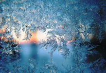 cold winter frost storm warning weather